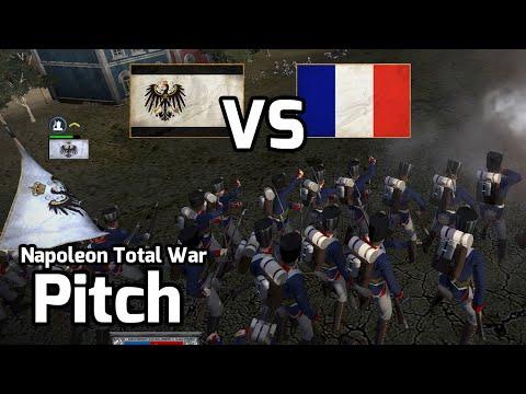 Napoleon Total War Online Battle #5 (1v1) - Up Hill