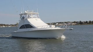[UNAVAILABLE] Used 1996 Ocean Yachts 48 Super Sport in Clinton, Connecticut