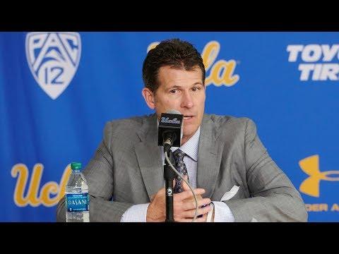 UCLA M. Basketball Postgame Press Conference - Steve Alford - 12.08.18
