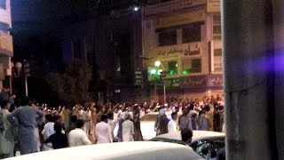 14 August in Quetta City