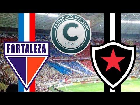 Fortaleza X Botafogo Pb Serie C Do Campeonato Brasileiro 2016 9 Rodada 19 05 2017 Pes 2016 Youtube