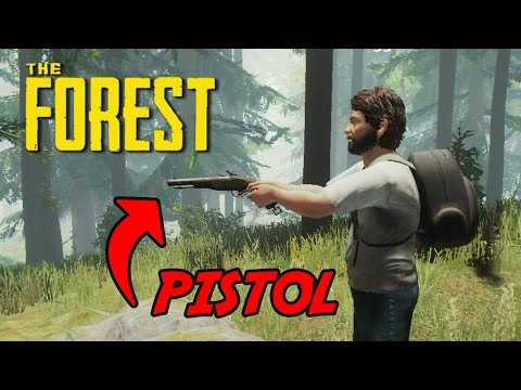 VI HAR PISTOLEN! | THE FOREST | S2 - E21