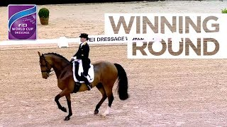 She does it again! - Isabell Werth's Winning Round from 's-Hertogenbosch | FEI World Cup™ Dressage