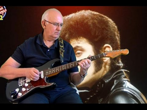 My Coo Ca Choo - Alvin Stardust - instrumental cover by Dave Monk