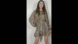 Vidéo: Robe Sahara