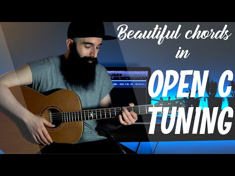 EMOTIONAL CHORDS In Open C Tuning