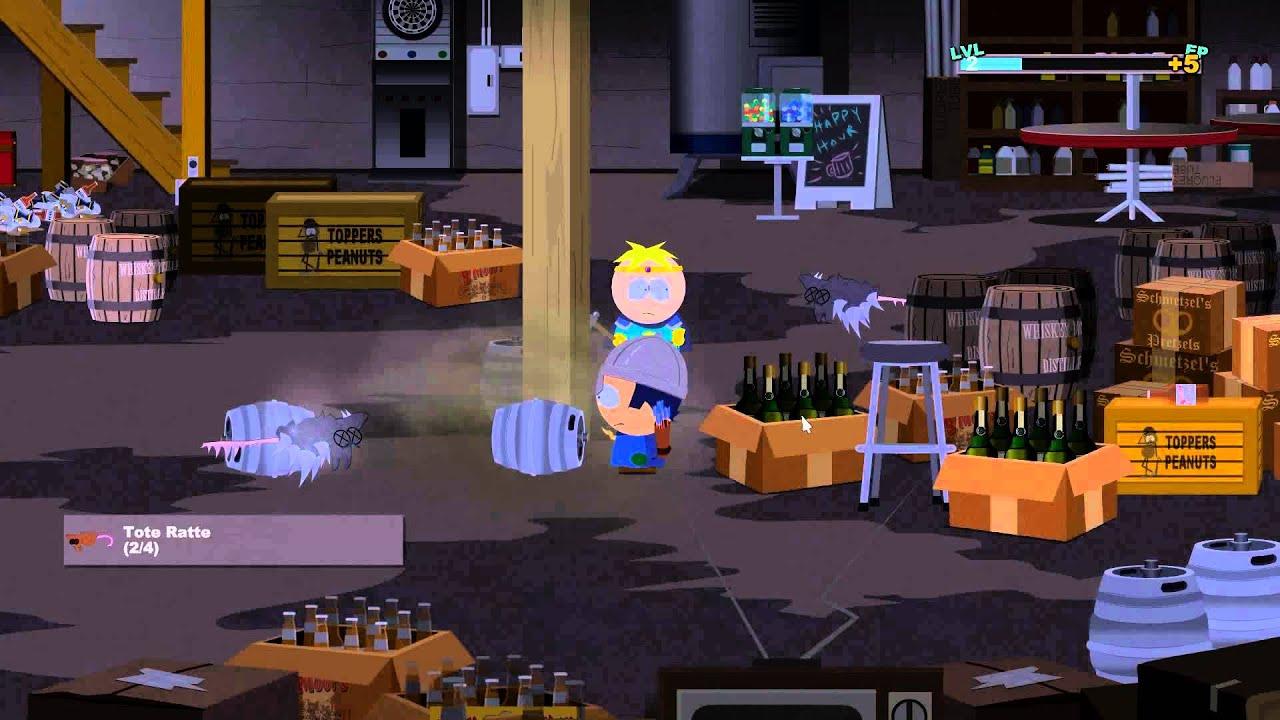 South Park Stab Der Wahrheit Ratten Im Keller Youtube