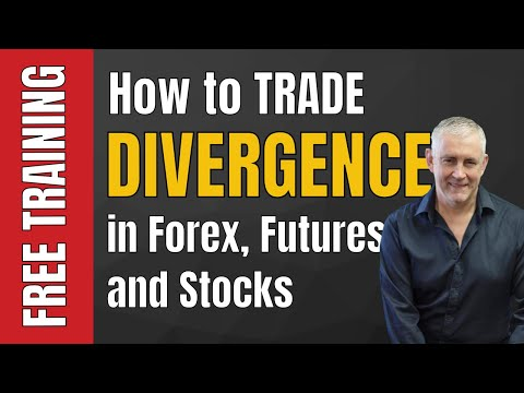 Day Trading: How to Trade Divergence in Forex, Futures and Stocks | 4 Winning Trades 1 Loss