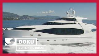 Schwimmender Luxus - eine Edelyacht entsteht (Teil 1) | Experience - Die Reportage | kabel eins Doku