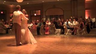 Kristin and Troy Wedding Dance.  Slow dance / time of my life / dirty dancing routine