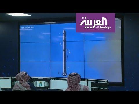 شاهد.. لحظة انطلاق الأقمار الصناعية التي صنعها السعوديون  - 10:54-2018 / 12 / 7