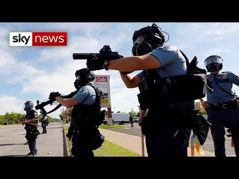 BREAKING: US Police Officer Arrested After Death Of Black Man In Custody