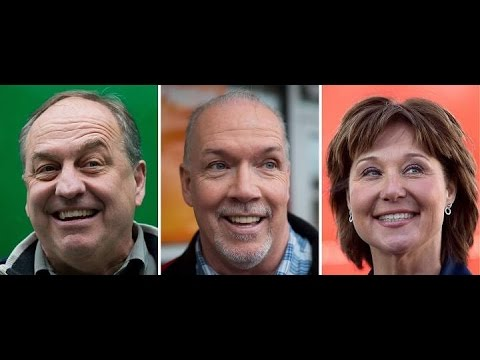 Live real-time results from BC election 2017: