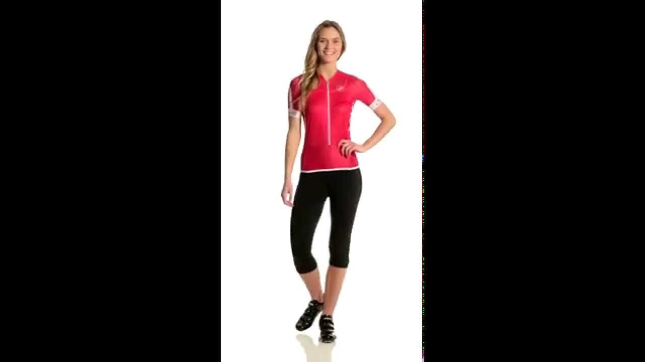 60c261e82 Castelli Women s Climber Short Sleeve Cycling Jersey