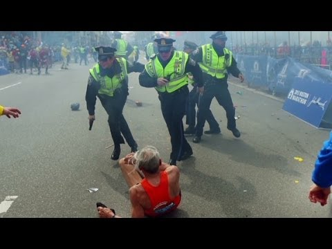 Photographer relives Boston bombing with Pulitzer win