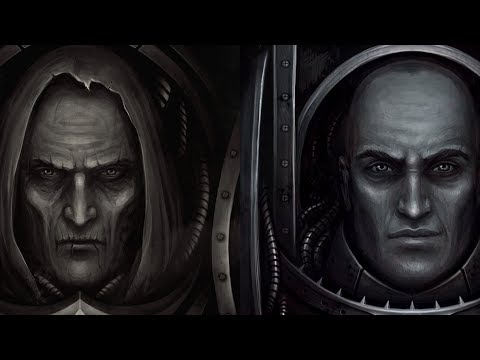 Warhammer 40000 ● Настоящие Братья \\\Хорус и Мортарион