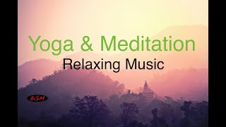 【2HOURS】YOGA & MEDITATION MUSIC - Relax Background Music - Instrumental Music