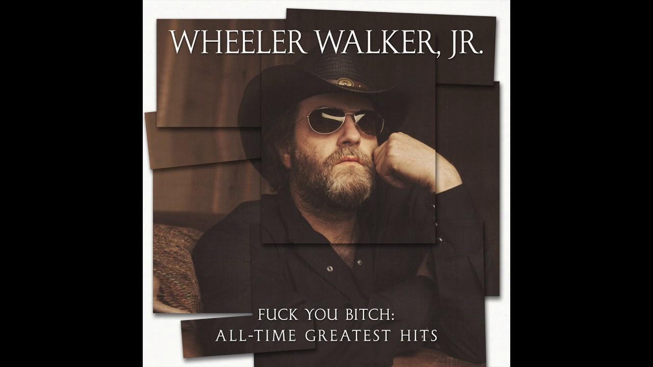 Wheeler Walker, Jr. - Drunk As Fuck