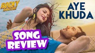 Aye Khuda - Song Released | Rocky Handsome | John Abraham | Shruti Haasan | New Bollywood News 2016