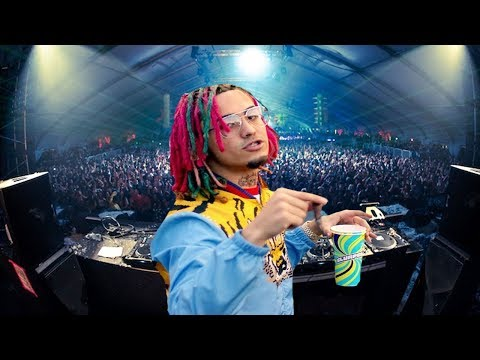 If LIL PUMP - Gucci Gang was an EDM banger