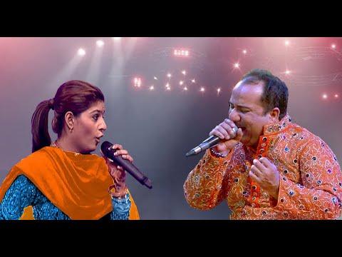 Tanha Hua WhatsApp Status Zero Mein Roj Roj Tanha Jyoti Nooran Rahat Fateh Ali Khan