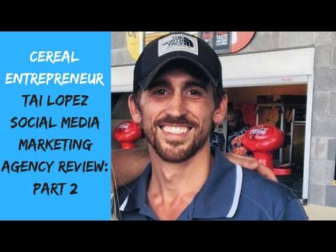 Tai Lopez Social Media Agency Review: Part 1
