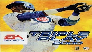 Let's Play Triple Play 2000 - Coolest Secret Team Ever!