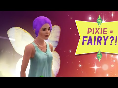 sims 3 how to become a fairy
