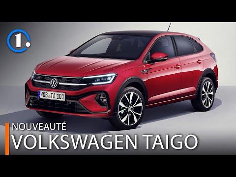 Download Volkswagen Taigo - Le premier SUV coupé de VW !
