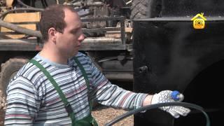 Обустройство скважины. Монтаж кессона // FORUMHOUSE(Больше видео на http://www.forumhouse.tv Часто на загородных участках люди обустраивают свои скважины используя бетон..., 2013-04-29T07:54:55.000Z)