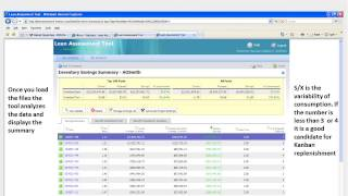 ... introduction: ultriva's inventory optimization tool uncovers opportunities to reduce and identify parts for tra...