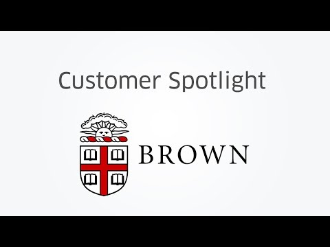 Brown University Makes Generational Leap with Workday