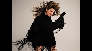 LET'S GO SHANIA! Superstar gets ready for Vegas