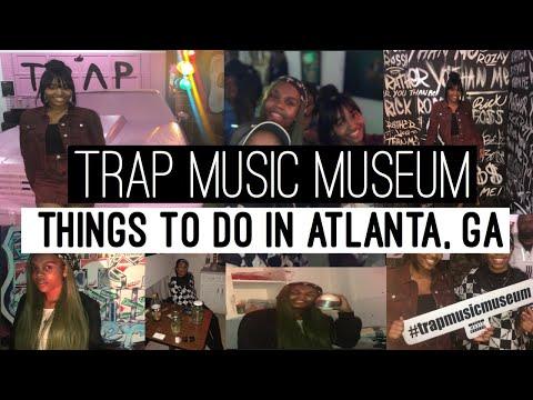 Trap  Museum Things To Do in ATL GA Walk-Thru Vlog Lifestyle