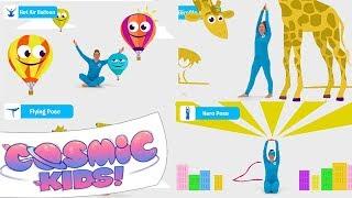 More yoga poses for children! | Cosmic Kids Yoga