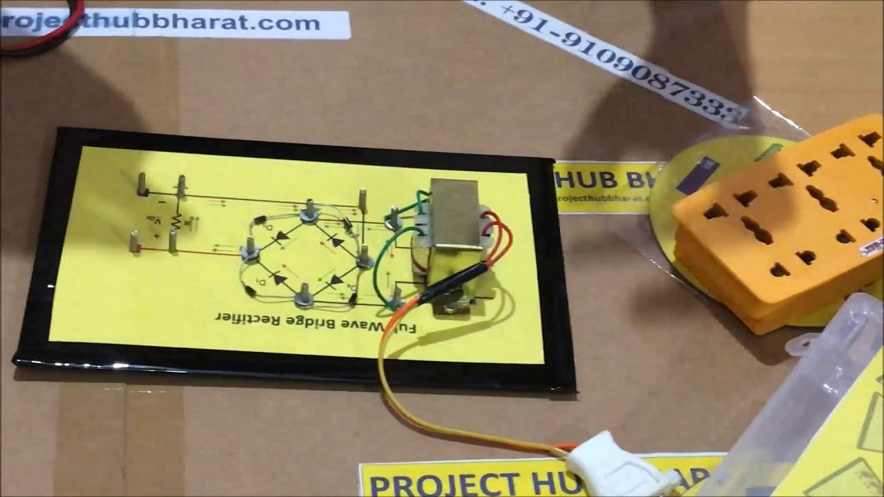 Bridge rectifier science project kit do it yourself kit youtube bridge rectifier science project kit do it yourself kit solutioingenieria Image collections