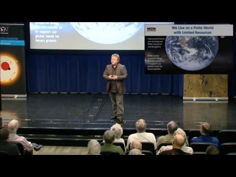 Moon Express 2017 - A Private Lunar Mission Enabling Science & Commerce -  Bob Richards (SETI Talks)