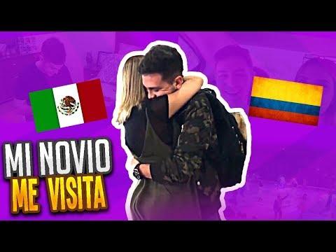 MI NOVIO ME VISITA DESDE COLOMBIA! #1 - ARIGAMEPLAYS