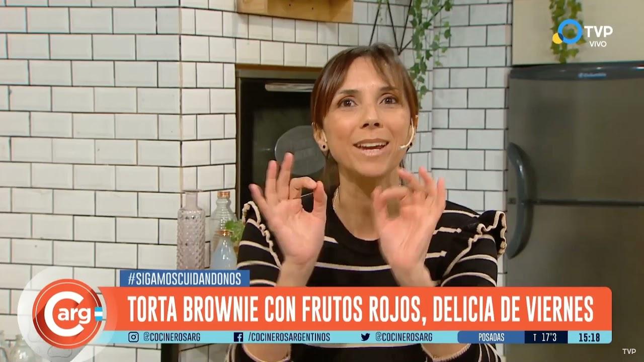 SÚPER FÁCIL TORTA BROWNIE PARA LA MERIENDA