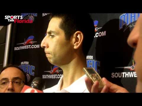 Magic Summer League 2013- James Borrego Day 1