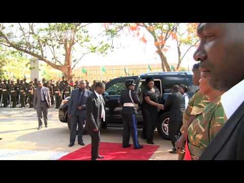 Zambia Interim President's Suspension Revoked