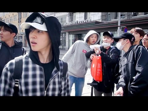 [BTS] BON VOYAGE. EP1 : Highlight