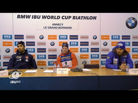 #ALGB17 Men's Pursuit Press Conference