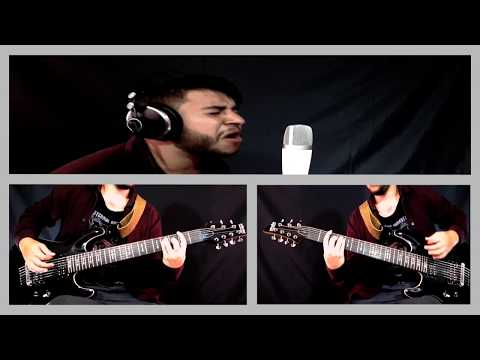 "SEPULTURA - Roots Bloody Roots [VOCAL & GUITAR COVER By Janpiix] ""Sound A Like"""