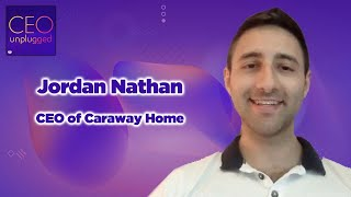 Jordan Nathan CEO of Caraway Home | CEO Unplugged