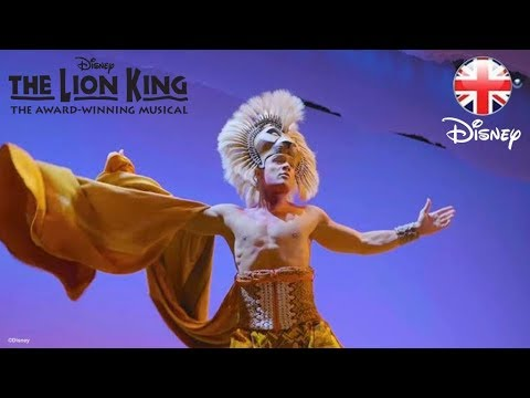 LION KING MUSICAL | Behind The Scenes With The Costume Department | Official Disney UK