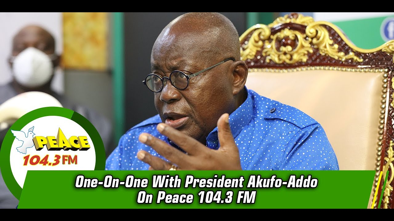 Download Kokrokoo Live with His Excellency Nana Addo Dankwa Akufo-Addo, President, Republic of Ghana (21/1…