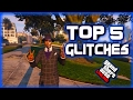 GTA 5 Online - *BEST* TOP 5 GLITCHES After Patch 1.37 - NEW GTA 5 Glitches (GTA 5 Top 5 Glitches)
