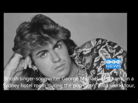 George Michael Dead at 53 y-o on December 25, 2016 of Heart Failure