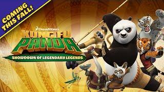 Kung Fu Panda: Showdown of Legendary Legends Official Teaser Trailer By Little Orbit